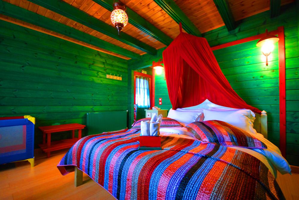 Πρασινο Δωματιο